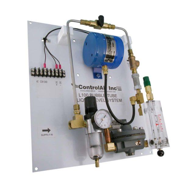 Bubble Tube Liquid Level System