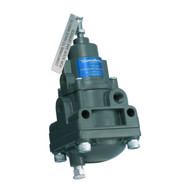 Type 310 NACE Air Pressure Filter Regulator