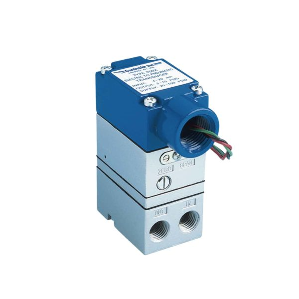 Type 900X Miniature I/P, E/P Transducer