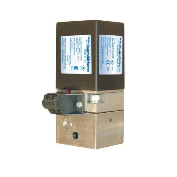 Type 590X Manifold Mount I/P Transducer