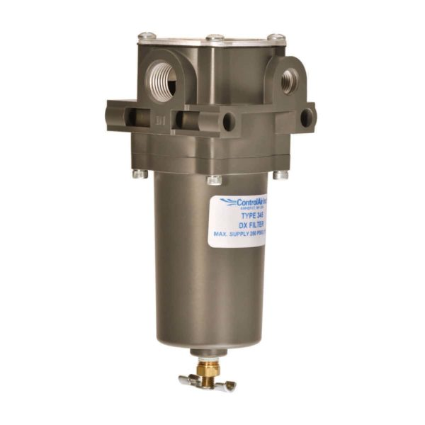 Type 345 Pneumatic Air Filter