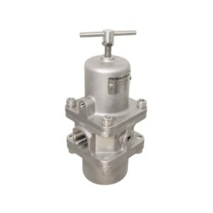 Type 390 Large Flow Capacity Stainless Steel Pressure Regulator