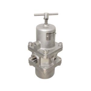 Type 390 Large Flow Capacity Stainless Steel Pressure Regulator