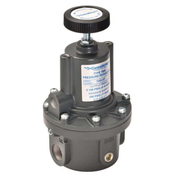 Type 7000 Precision Air Pressure Regulator