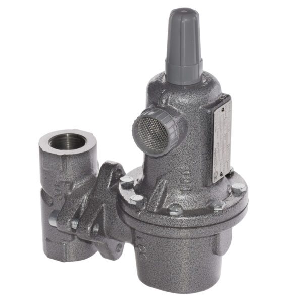 Type 1227 High Flow Gas Pressure Regulator
