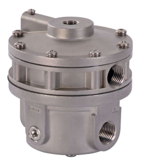 Type 6200 Stainless Steel High Flow Capacity Volume Booster