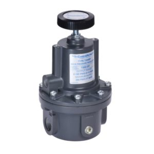 Type 7200BP Precision Back Pressure Regulator