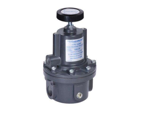 Type 7200BP Precision Back Pressure Regulator